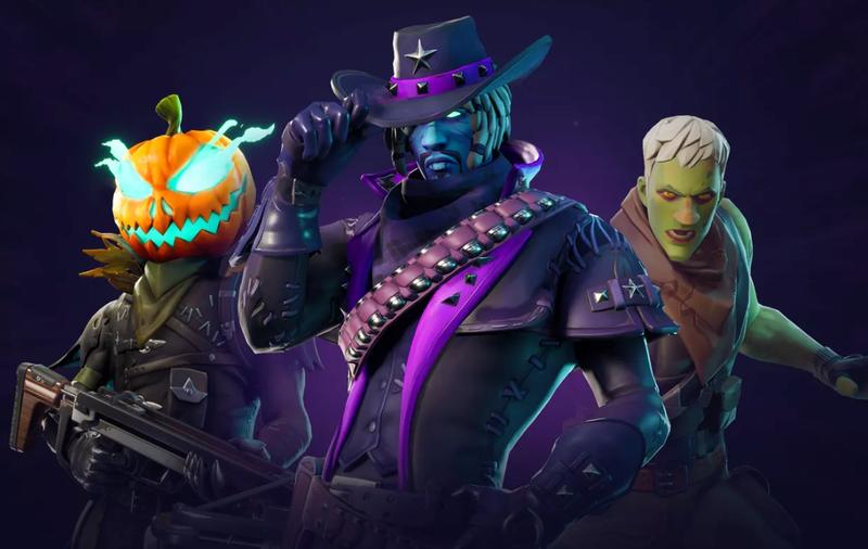 🧟♂ Fortnite se llena de zombis por tiempo limitado…