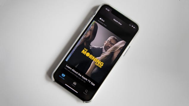 Bland Content Isn t Apple TV+ s Biggest Problem