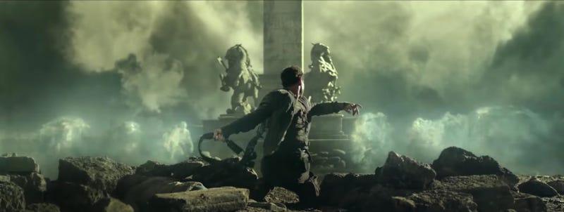 Illustration for article titled The Spectral Trailer Proves Bullets Don't Do Jack Against Killer Ghosts