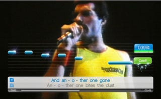 Illustration for article titled SingStar Queen Review: Play The Game