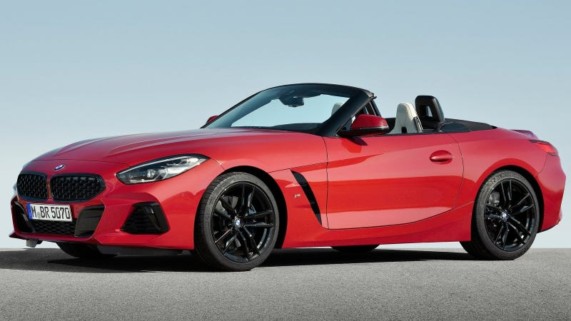The 2019 Bmw Z4 Is A 340 Hp Stunner