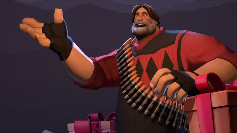 Illustration for article titled Valve Changed The Winter Steam Sale, Says Everybody Wins