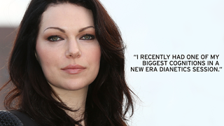 Read Laura Prepon's Insane Interview In Scientology's <i>Celebrity Magazine</i>