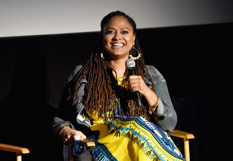 Honoree Ava DuVernay speaks onstage at Spirit of Independence during the 2016 Los Angeles Film Festival at Arclight Cinemas Culver City June 4, 2016, in Culver City, Calif.  Amanda Edwards/WireImage)