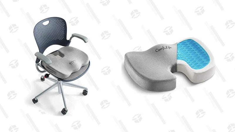 ComfiLife Gel Enhanced Seat Cushion | $30 | Amazon | Clip $5 coupon