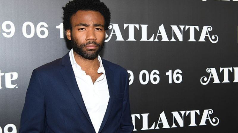 It's the damnedest thing, but Donald Glover comes up in all Childish Gambino image searches (Photo: Paras Griffin/Getty Images)