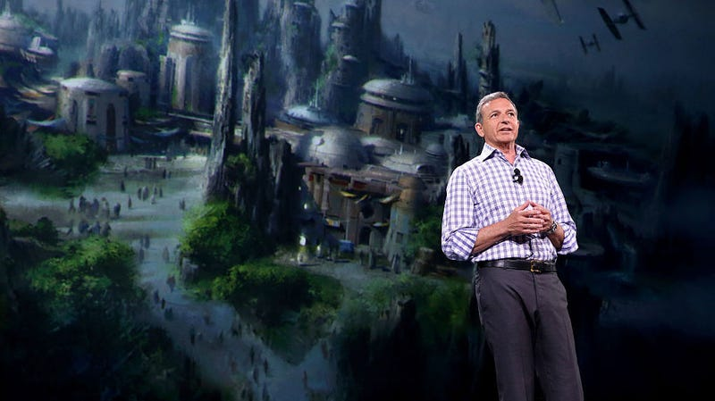 Illustration for article titled Disney CEO Bob Iger says Star Wars is slowing down