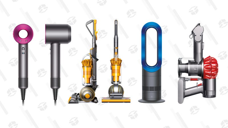 20% off Dyson Orders | eBay | Promo code JUST4DYSON