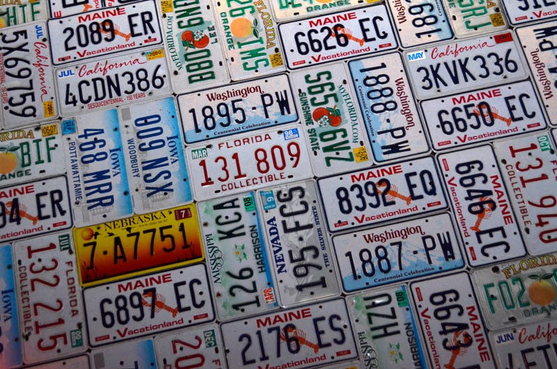 Illustration for article titled Cops Finally Limit License Plate Data Collection… Because of Hard Drive Space