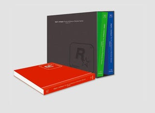 Illustration for article titled Rockstar Games Approves $450 History Book