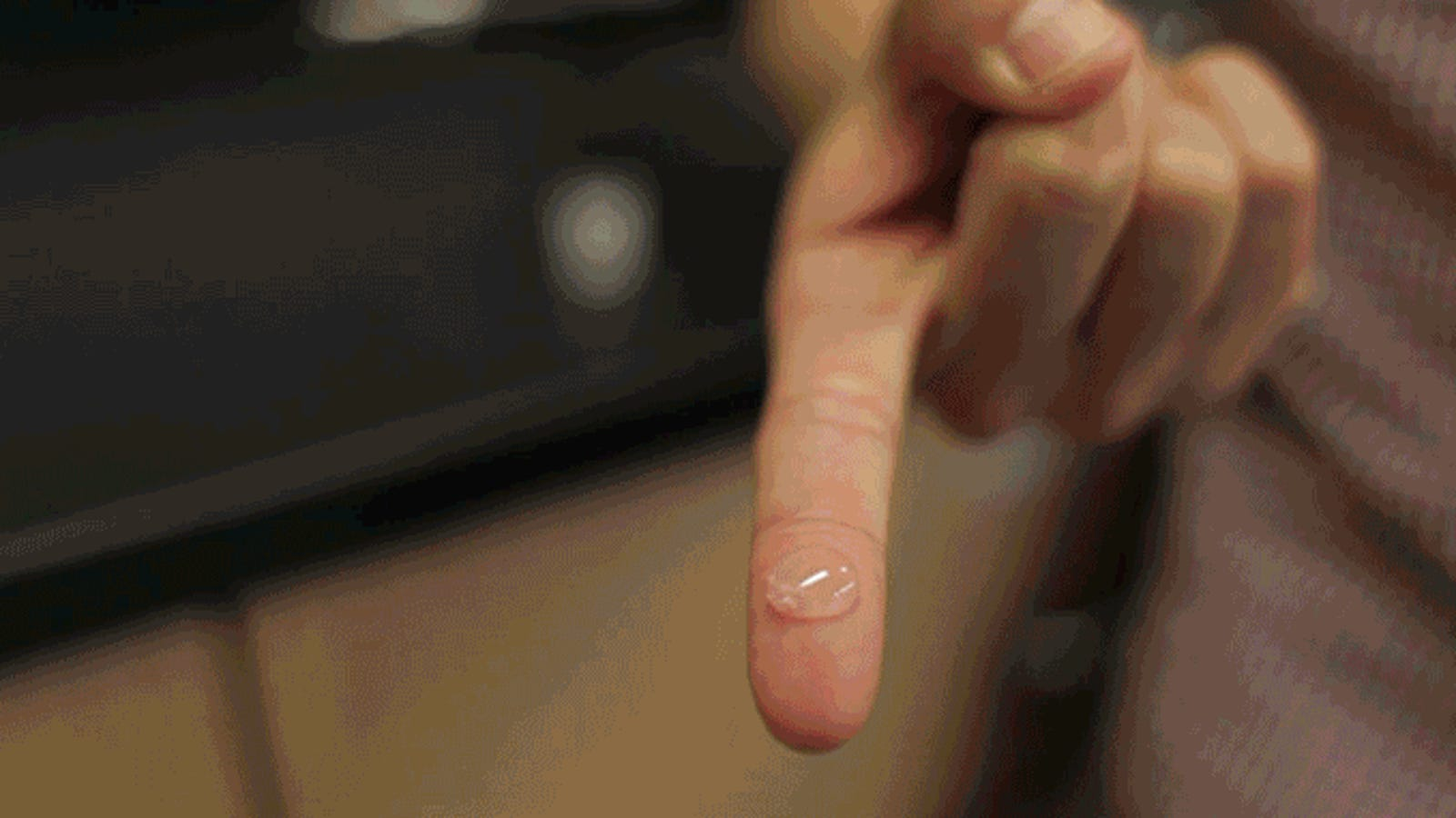 MIT's Invisible Second Skin Cream Makes Wrinkles Disappear
