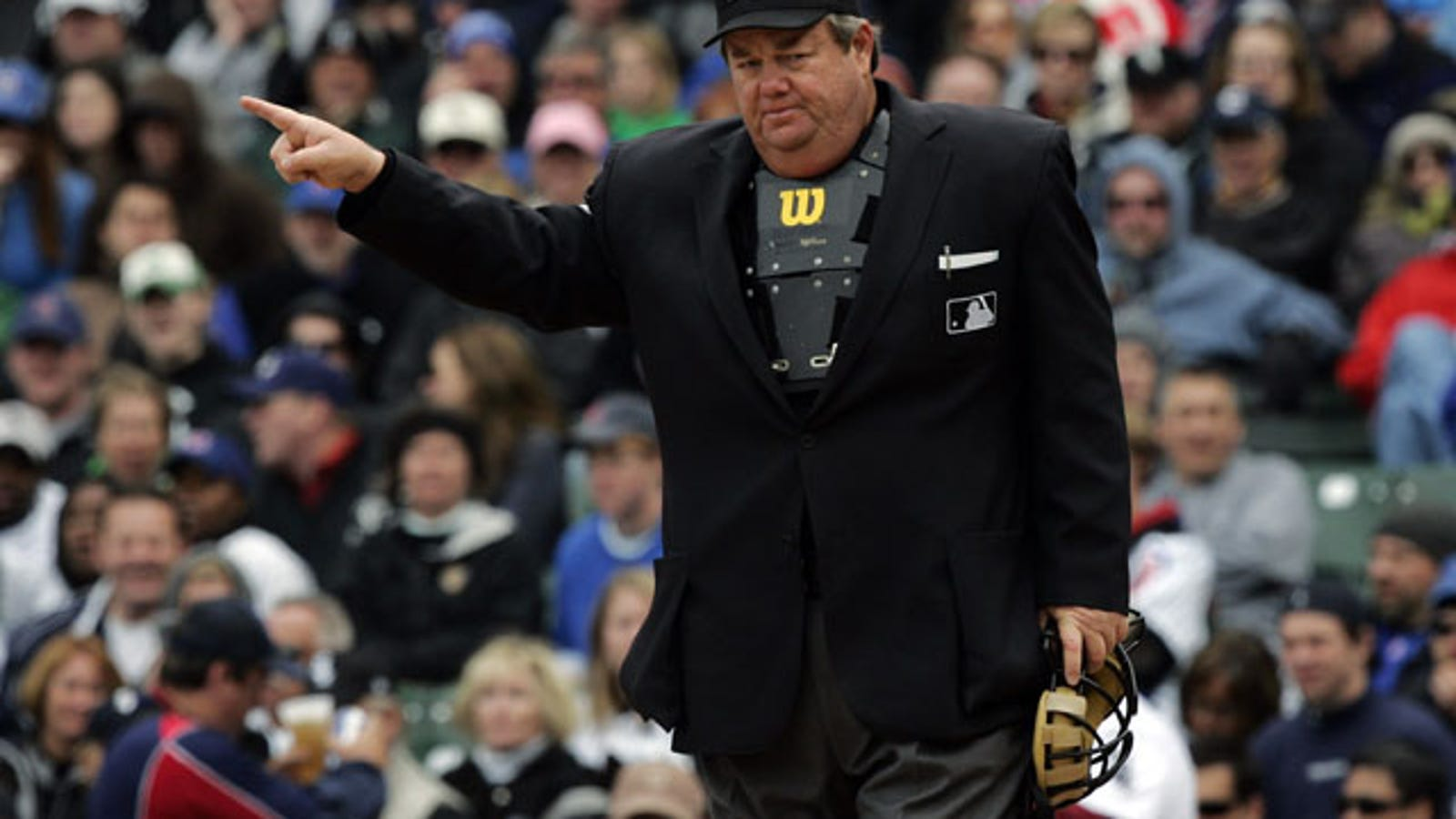 84de1080b22 Better Know An Umpire  Joe West