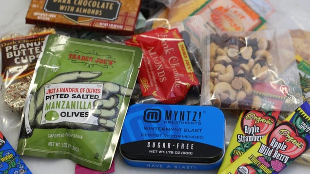 Why I Buy All of My Plane Snacks From Trader Joe's
