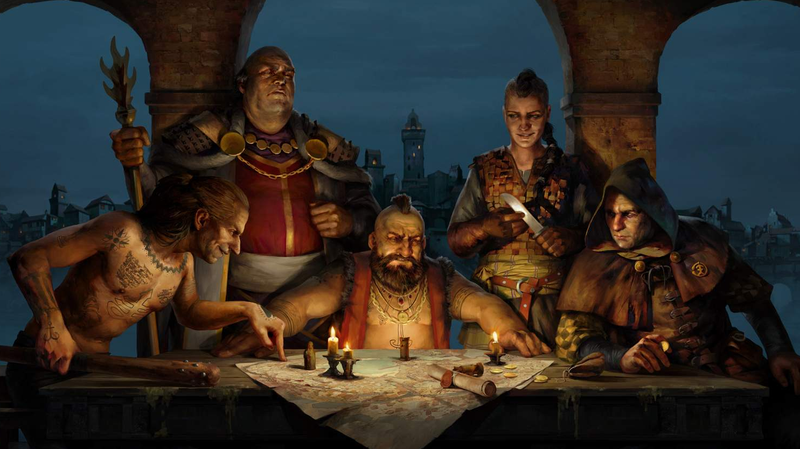Illustration for article titled Greed Is Good In Gwent's New Novigrad Expansion