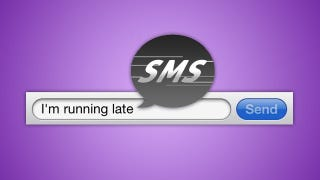 how to get rid of repetative text message from iphone