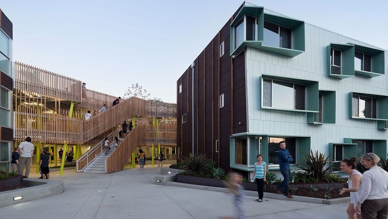 7 smart new affordable housing projects making cities stronger for Projects house
