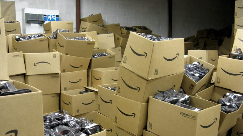 Find Out How Much You've Spent on Amazon Since Opening Your Account