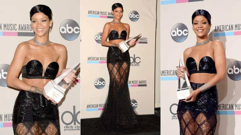 Illustration for article titled Damn,  Rihanna Looks Like a Winner