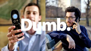 Illustration for article titled Dumbphones Are Not the Answer to Smartphone Addiction