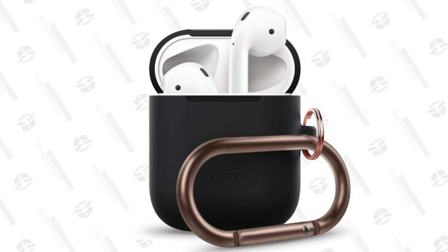 wholesale dealer 3ae02 d6e77 Attach a Tile To Your AirPods With This $8 Case – MgadgetsWorld