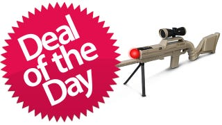 Illustration for article titled This Playstation Move Sniper Rifle Is Your You're-Still-Not-Really-A-Sniper Deal of the Day