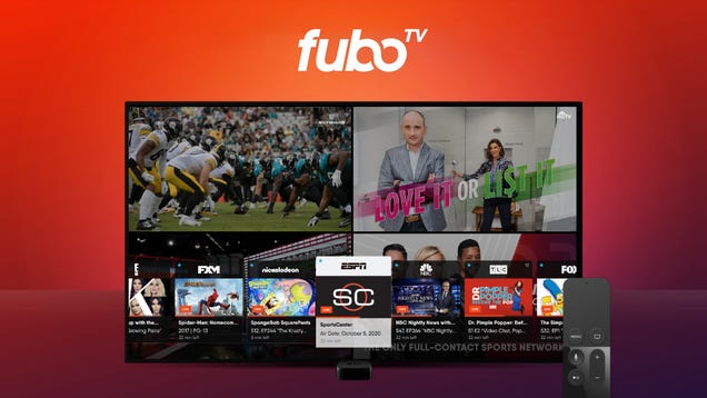 Fubo s Apple TV Multiview Feature Now Supports Four Streams at Once