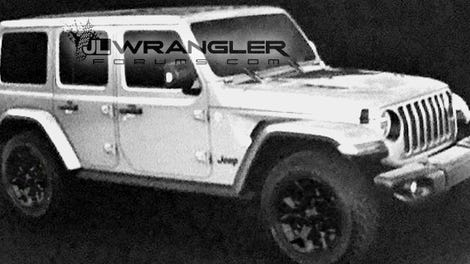 2018 jeep kl. brilliant jeep 2018 jeep wrangler this is apparently it for jeep kl
