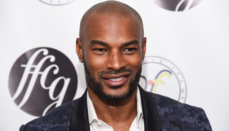 Tyson Beckford Preps for His Magic Mike XXXL Audition