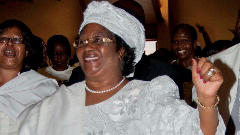 Illustration for article titled Malawi's President Joyce Banda Boldly Stands Up for Gay Rights