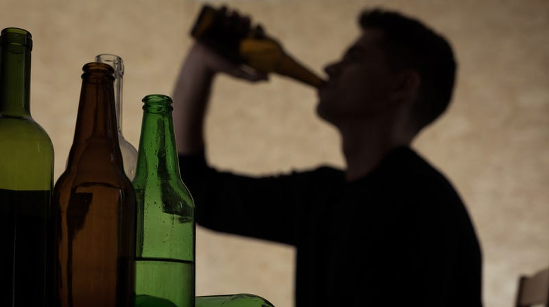 Binge drinking is mostly for rich white kids