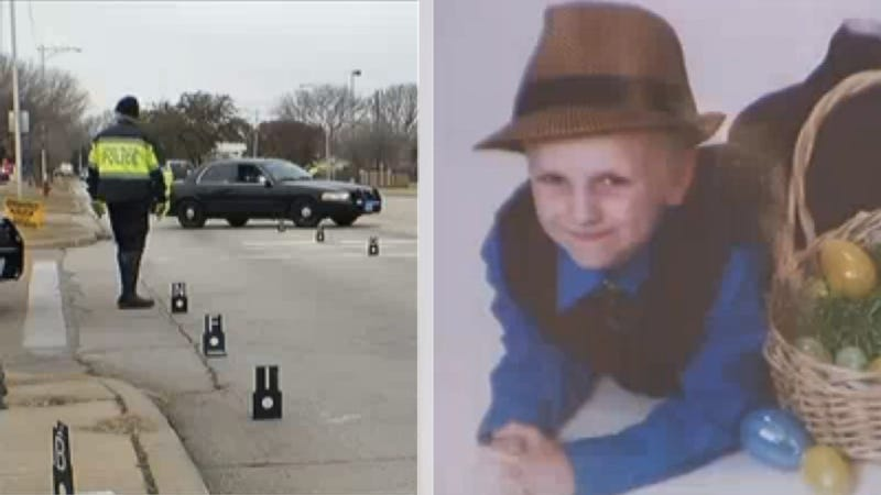 Illustration for article titled Help Identify The Car That Killed This 6-Year-Old Dallas Boy