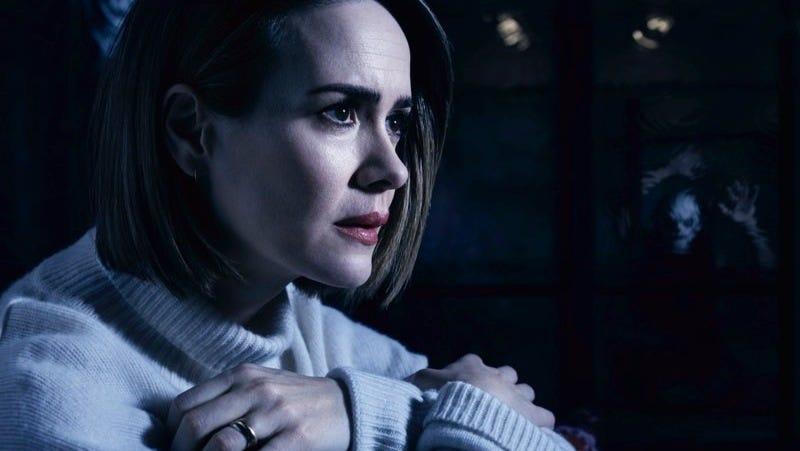 Sarah Paulson as Ally Mayfair-Richards on American Horror Story: Cult. Credit: Frank Ockenfels/FX