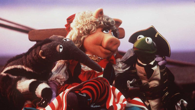 Muppet Treasure island (1996) (Photo: Getty Images / Handout)