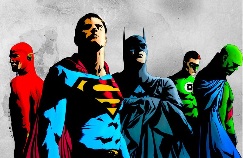 Illustration for article titled Reminder: We Nearly Had A Justice League Movie Directed By George Miller