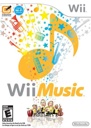 Illustration for article titled Wii Music Blares Across America On Oct. 20