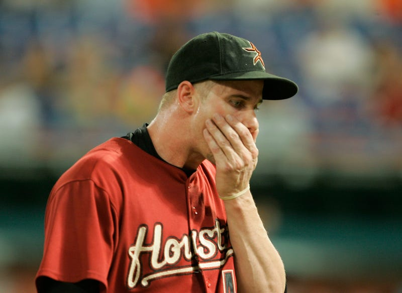 Illustration for article titled Former Astros Pitcher Says Beating By Police Ended His Career