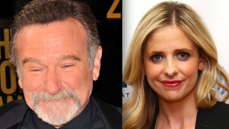 Illustration for article titled Sarah Michelle Gellar and Robin Williams To Star In CBS Pilot Crazy Ones