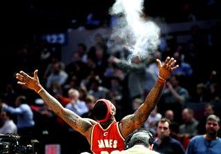 Illustration for article titled LeBron Once Smoked The Reefer, Ever-Discerning ESPN Informs Us