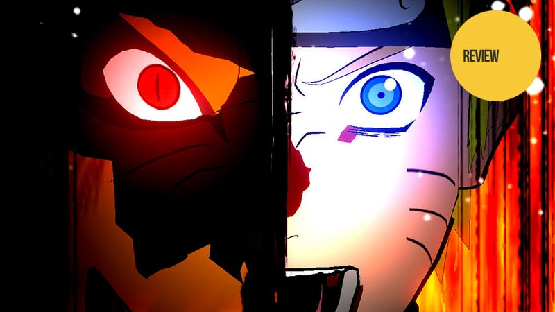 Illustration for article titled Naruto Shippuden Ultimate Ninja Storm 3: The Kotaku Review