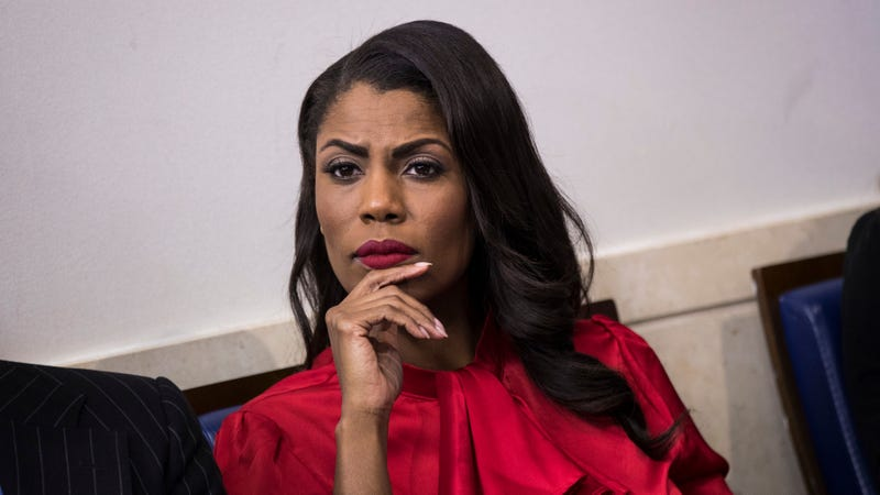 Illustration for article titled Omarosa Releases a Tape About a Tape of Trump Reportedly Using the N-Word