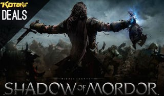 Illustration for article titled Shadow of Mordor, Your New Gaming Laptop, and More Deals