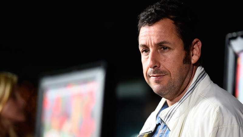 Illustration for article titled Adam Sandler's Netflix Movie Is Using Makeup to Darken Skin of Actors