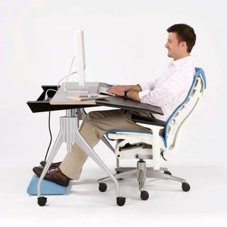 Exceptionnel Hands On: Herman Miller Envelop Reclining Desk