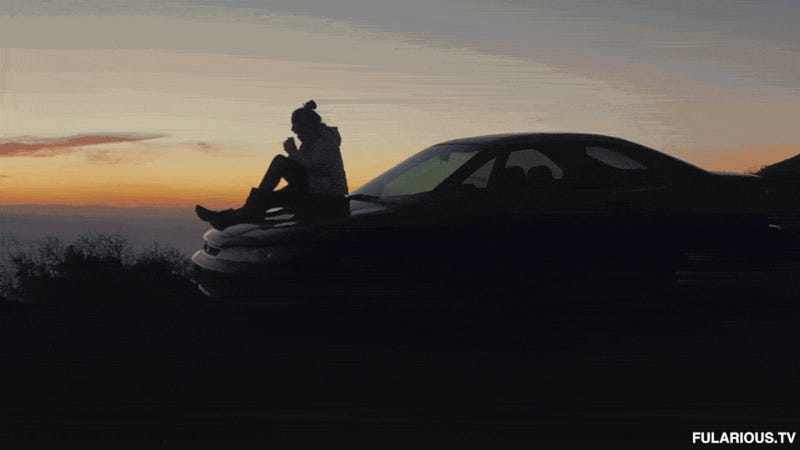 Filmmaker creates incredible ad to help girlfriend sell her auto