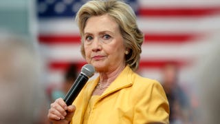 Hillary Clinton Is Running For Capitulator-In-Chief