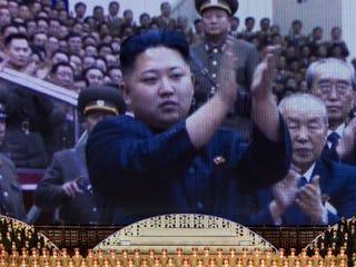 Kim Jong-un of North Korea (Ed Jones/AFP/Getty Images)