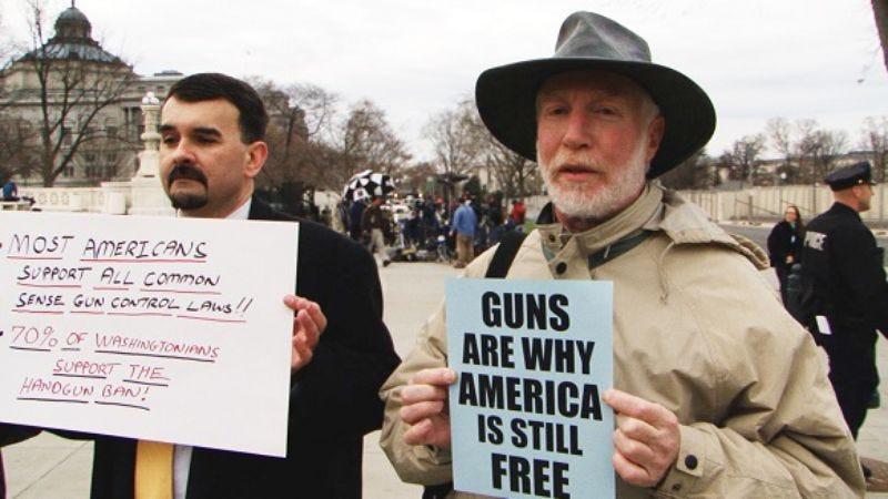 Illustration for article titled Gun Fight