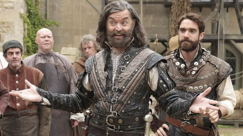 Illustration for article titled Galavant continues to humble—then humanize—its villains