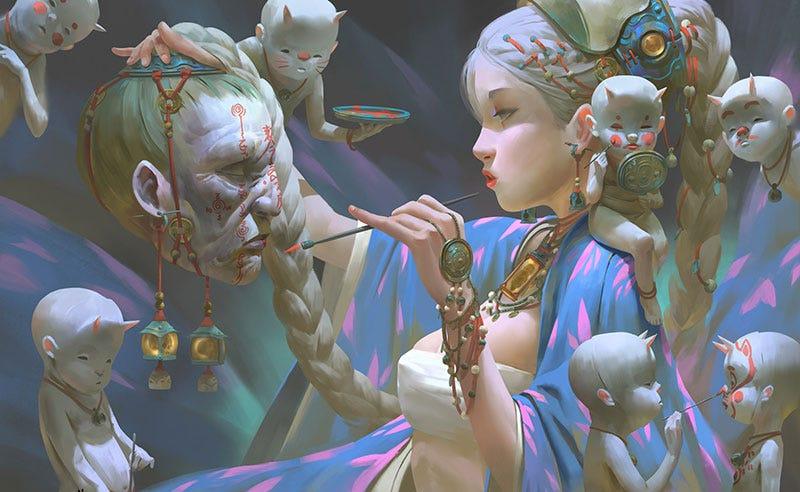 Illustration for article titled Time For Arts & Crafts, Kids