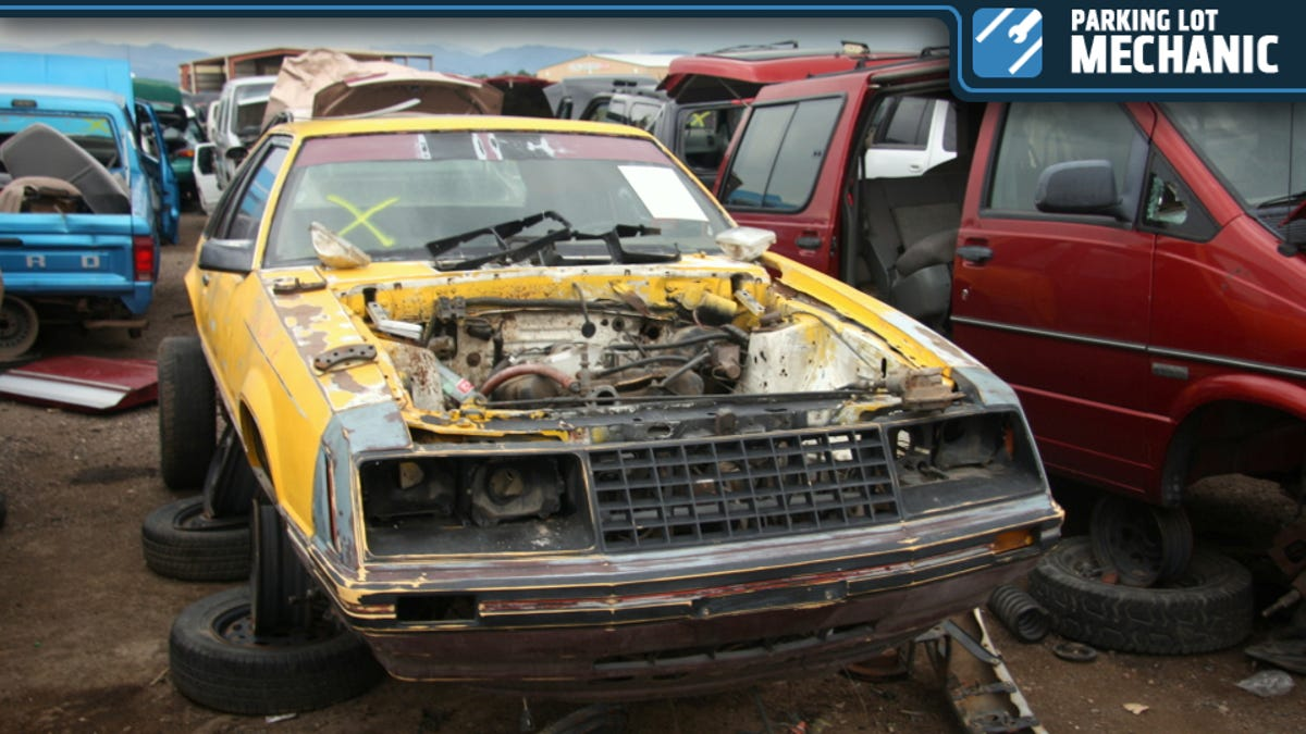 How To Find Used Car Parts